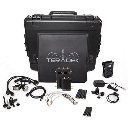 Picture of Teradek Bolt 965-1V Bolt 1000 HD-SDI/HDMI TX/RX Deluxe V-mount