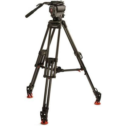 Picture of OConnor 1030D Head & 30L Tripod with Mid Level Spreader & Case
