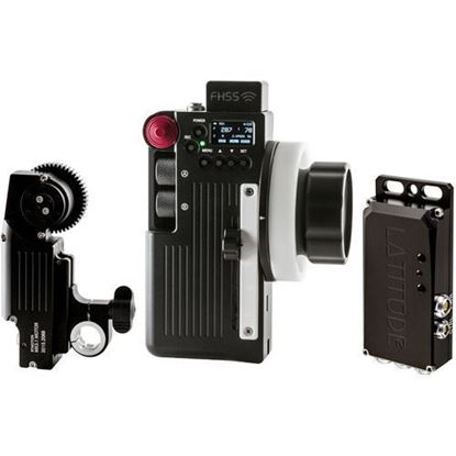 Picture of Teradek RT Wireless Lens Control Kit (Latitude-M Receiver, MK3.1 Controller+Forcezoom, 1 x motor)
