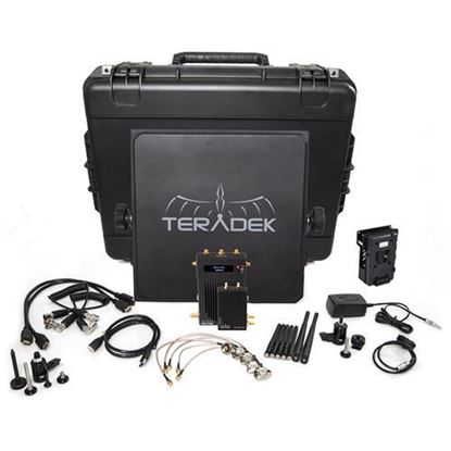 Picture of Teradek Bolt 995-1V Bolt 3000 HD-SDI/HDMI TX/RX Deluxe V-mount