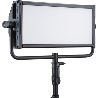 Picture of Litepanels Gemini 2x1 Soft Panel - UK - Pole Operated Yoke