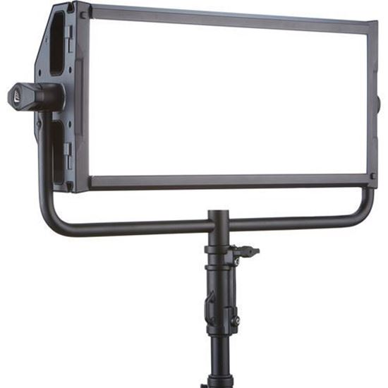 Picture of Litepanels Gemini 2x1 Soft Panel - Bare Ends - Pole Operated Yoke