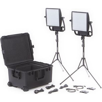 Picture of Litepanels Astra 3X Traveler Duo  Gold  Mount Kit