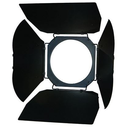 Picture of Litepanels Sola 6/Inca 6 4-Way 8-Leaf Barndoor