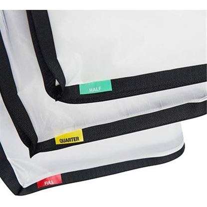 Picture of Litepanels Snapbag Cloth set Gemini 1/4, 1/2, Full