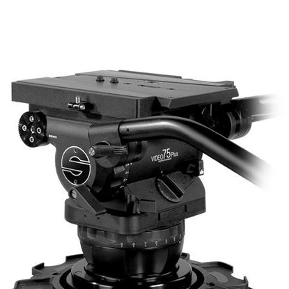 Picture of Sachtler Video 75 Plus Studio Fluid Head (Flat Base)