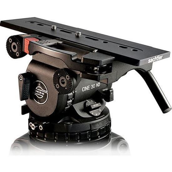Picture of Sachtler Cine 30 HD Fluid Head
