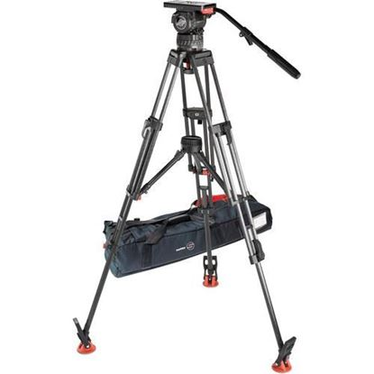 Picture of Sachtler Video-15SB Carbon Fiber Tripod System
