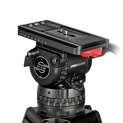 Picture of Sachtler DV 12SB Fluid Head (100mm)