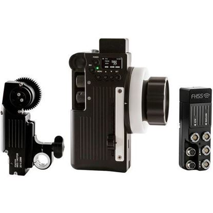 Picture of Teradek RT Wireless Lens Control Kit (MK3.1 Receiver, MK3.1 Controller, 1 x motor)