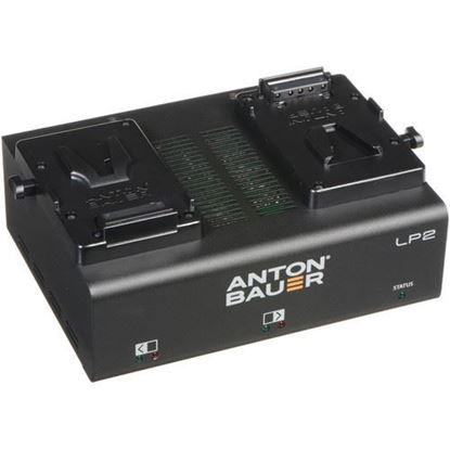 Picture of Anton Bauer LP2 Dual V-Mount Charger