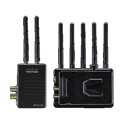 Picture of Teradek Bolt 1965 Bolt 1000 XT 3G-SDI/HDMI Wireless TX/RX w dual V-mount