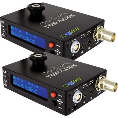 Picture of Teradek Cubelet 105/305 HD-SDI Encoder/Decoder