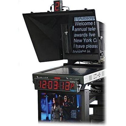 "Picture of Autoscript 19"" (48.3 cm) wide-screen colour talent monitor"