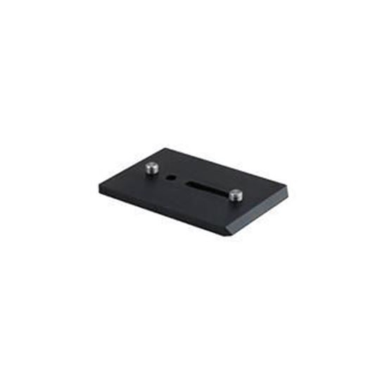 """Picture of Vinten Camera mounting plate EFP QUICKFIT Wedge incl. 3/8"""" screws"""