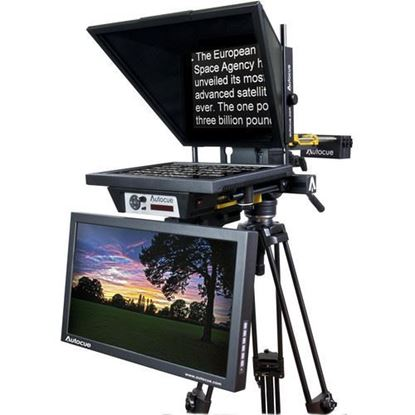 "Picture of Autocue 22"" HD-SDI Talent Feedback Monitor Kit"