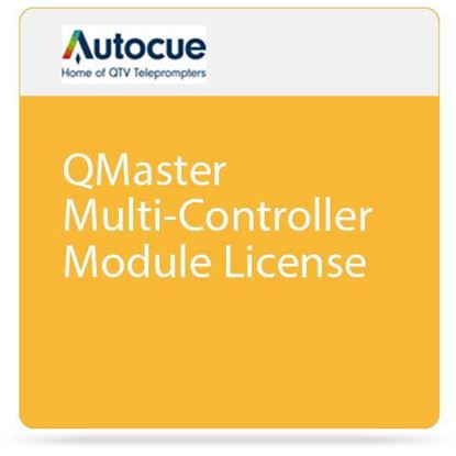 Picture of Autocue License for Multiple Controllers (no hardware)