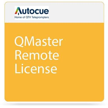 Picture of Autocue QMaster Remote License