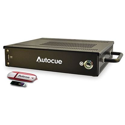 Picture of Autocue QMaster/QBox Package with USB Multi Button Hand Control