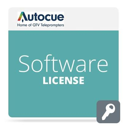 Picture of Autocue Software license package for QMaster