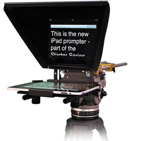 Picture of Autocue Starter Series iPad and iPad Mini Prompter (excludes iPad /iPad Mini)