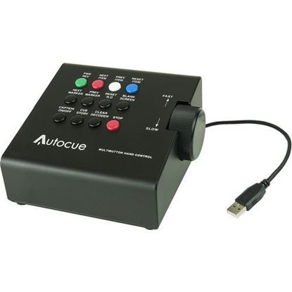 Picture of Autocue USB Multi-Button Hand Control.