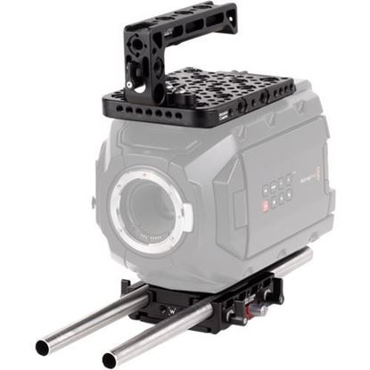 Picture of Wooden Camera - Blackmagic URSA Mini, URSA Mini Pro Unified Accessory Kit (Base)