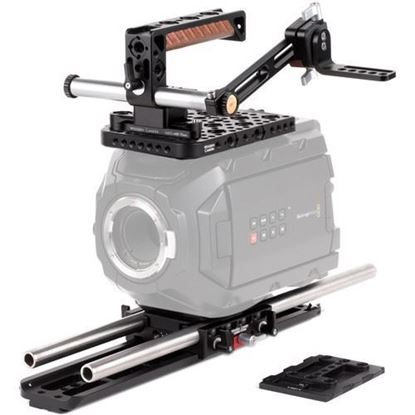 Picture of Wooden Camera - Blackmagic URSA Mini, URSA Mini Pro Unified Accessory Kit (Pro)