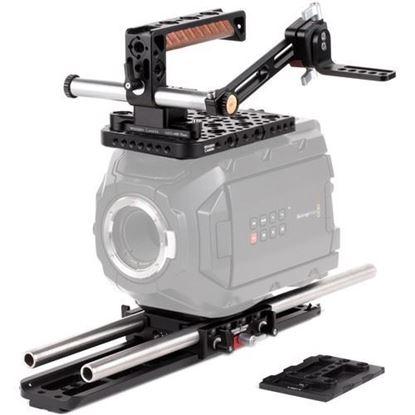 Picture of Wooden Camera - Blackmagic URSA Mini, URSA Mini Pro Unified Accessory Kit (Pro)