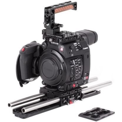 Picture of Wooden Camera - Canon C200/C200B Unified Accessory Kit (Advanced)