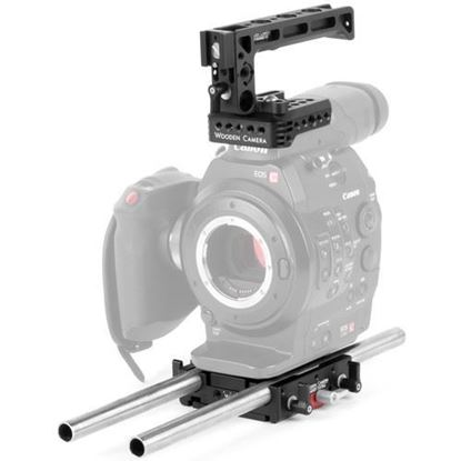 Picture of Wooden Camera - Canon C300 Unified Accessory Kit (Base)