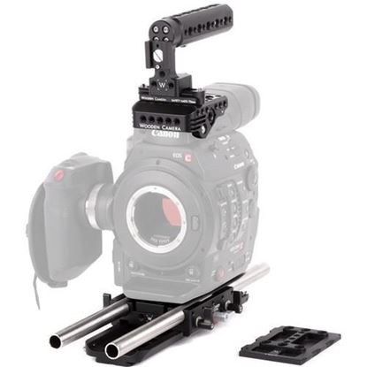 Picture of Wooden Camera - Canon C300mkII Unified Accessory Kit (Advanced)