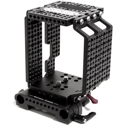 Picture of Wooden Camera - Cheese Cage + (19mm)