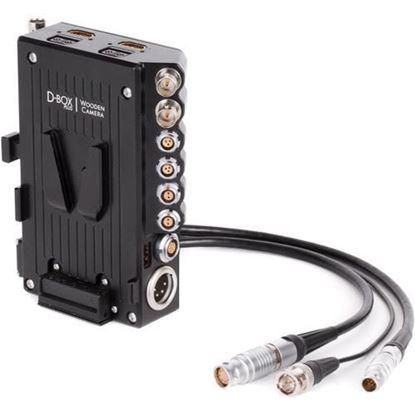 Picture of Wooden Camera - D-Box Plus (ARRI Alexa Mini / Mini LF, V-Mount)