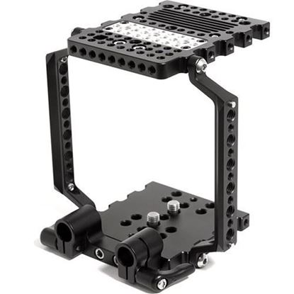 Picture of Wooden Camera - NATO Cage (2 Arms)
