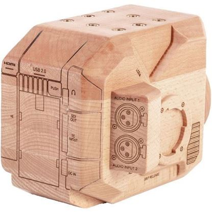 Picture of Wooden Camera - Wood Panasonic EVA1 Model