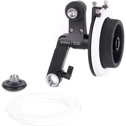 Picture of Wooden Camera - Zip Focus (19mm/15mm Studio Follow Focus)