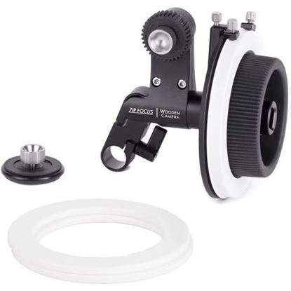 Picture of Wooden Camera - Zip Focus (15mm LW Follow Focus)