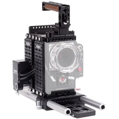Picture of Wooden Camera – RED Epic/Scarlet Accessory Kit (Pro, 19mm)