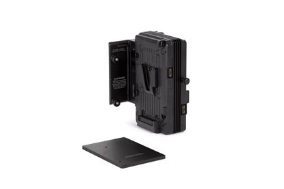 Picture of Wooden Camera ARRI Alexa 65/SXT 24V Sharkfin Battery Bracket (V-Mount )