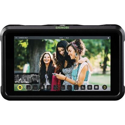 "Picture of Atomos Shinobi SDI 5"" 3G-SDI & 4K HDMI Pro Monitor"