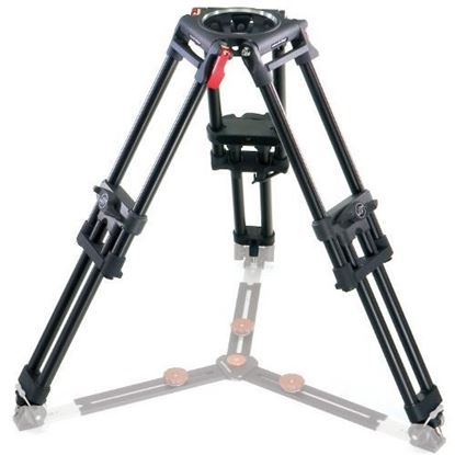 Picture of Sachtler 6250 Cine 150 (Medium) Single-Stage Aluminum Alloy Tripod