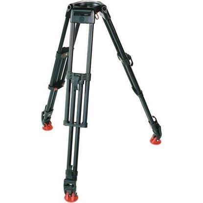 Picture of Sachtler DA-150M Medium Aluminum 1-Stage Tripod Legs (150mm Bowl)