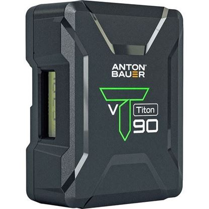 Picture of Anton Bauer Titon 90 V-Mount Battery