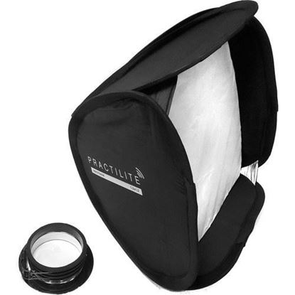 "Picture of Kinotehnik Softbox with Speed Ring for Practilite (20 x 20"")"