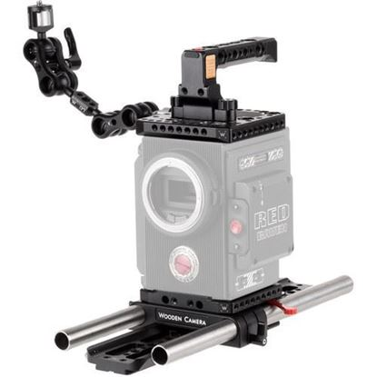 Picture of Wooden Camera RED DIGITAL CINEMA DSMC2 Accessory Kit (Pro, 19mm)