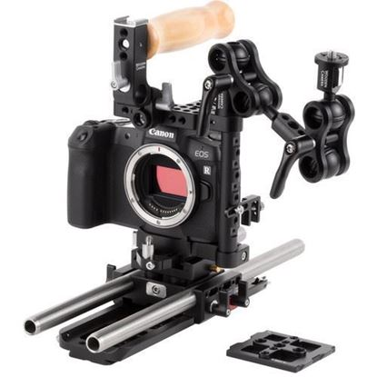 Picture of Wooden Camera Unified Accessory Kit for Canon EOS R (Advanced)