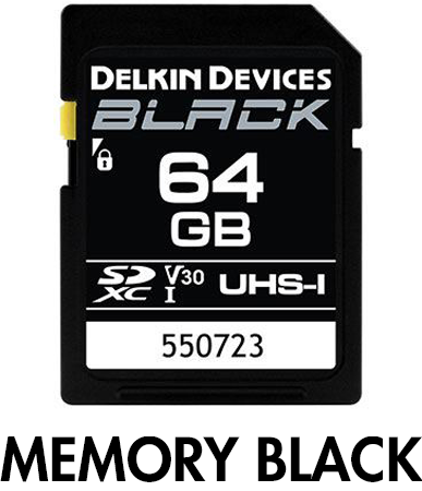 Picture for category Black Memory Cards