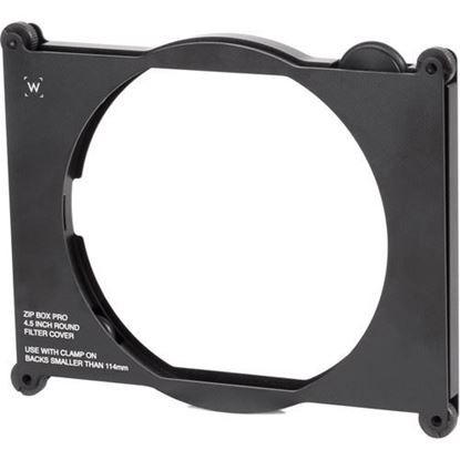 "Picture of Wooden Camera Zip Box Pro 4.5"" Round Filter Stage"
