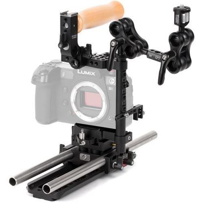 Picture of Wooden Camera Panasonic S1 Unified Accessory Kit (Advanced)